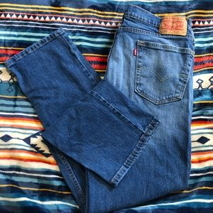 Levi's Style 514 Straight Jeans